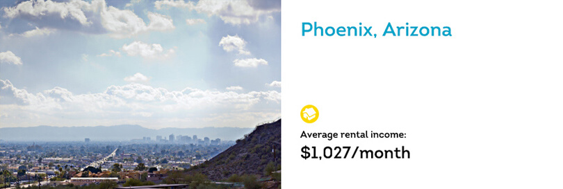 Phoenix rental property trends